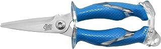 Cuda 8'' Titanium-Bonded Fishing Scissors with Micro Serrated Edges (18825)
