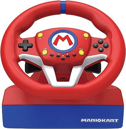 Hori MARIOKART Racing Wheel Pro Mini NSW-204A-JP Nintendo Switch