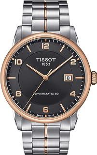 Men's Luxury Swiss Automatic Stainless Steel Dress Watch T0864072206700