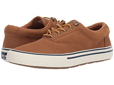 Sperry Striper Storm CVO WP Leather (Tan Nubuck) Men