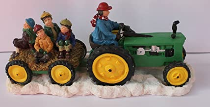 Hay Ride, the Village Collection By St. Nicholas Square