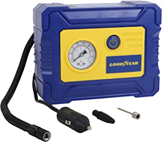 Goodyear Car Tyre Inflator (Blue)