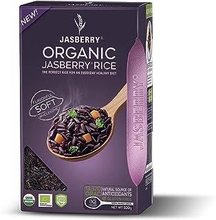 Jasberry Organic Rice, 500 gm