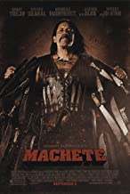 Machete 2010 Authentic 27