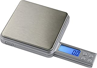Best American Weigh Scales Blade Series Version 2 Digital Precision Pocket Weight Scale - Silver - 400 x 0.1g (BL2-400-SIL) Review