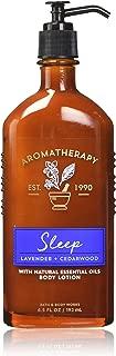 Bath and Body Works Sleep Lavender Cedarwood 6.5 Ounces Aromatherapy Lotion