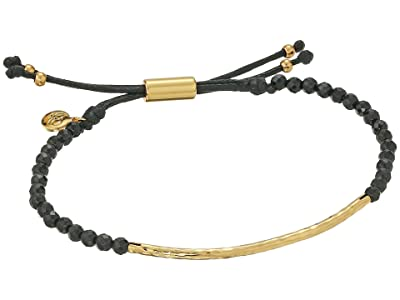 gorjana Power Gemstone Bracelet (Black Onyx) Bracelet