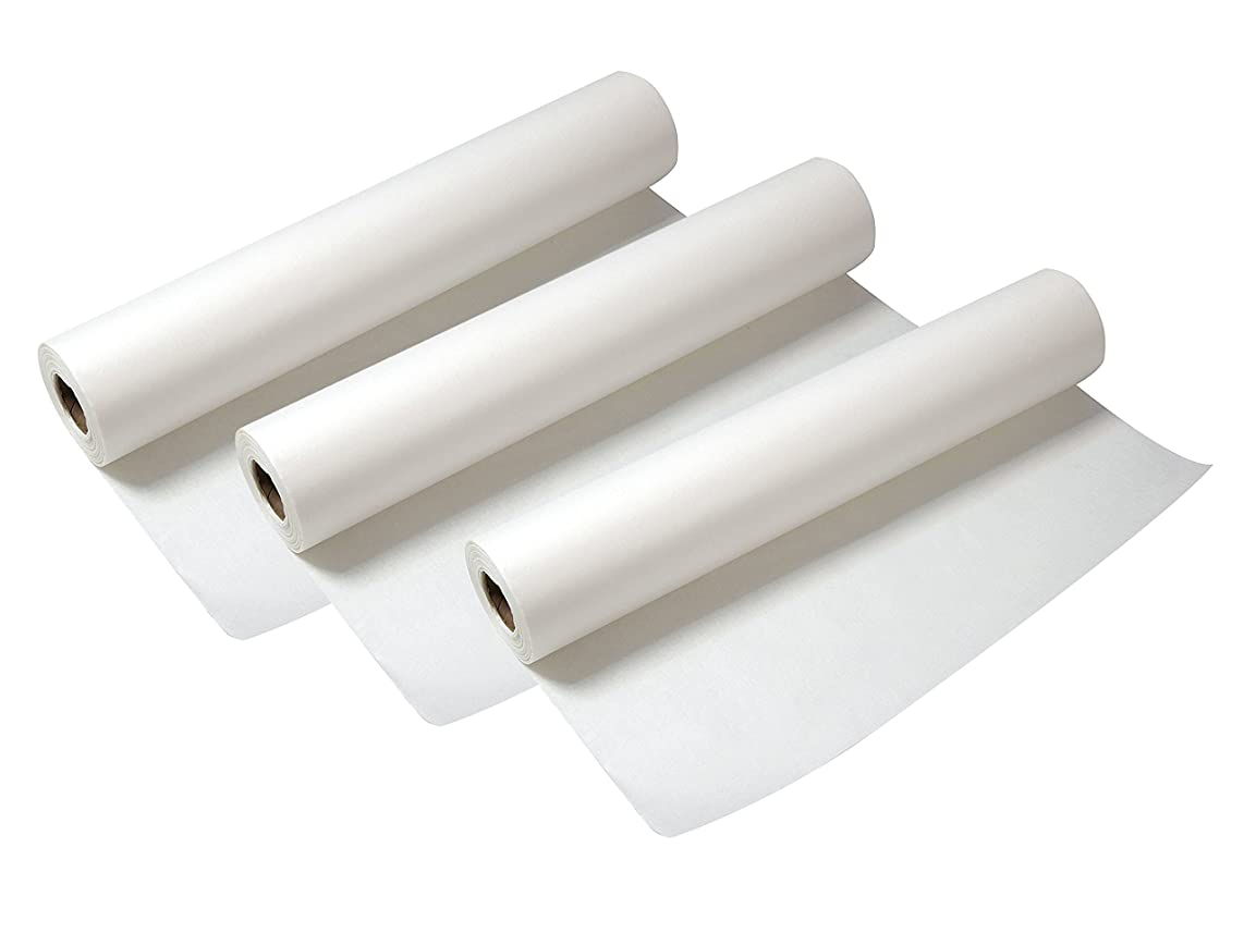 Set of 3 Alvin Lightweight White 18
