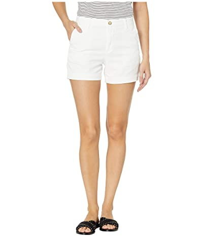 AG Adriano Goldschmied Caden Shorts (White) Women