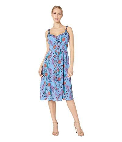 ASTR the Label Blended Dress (Bluebell Floral) Women