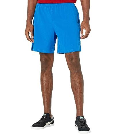 PUMA 7 Train First Mile Mono Shorts (Lapis Blue) Men