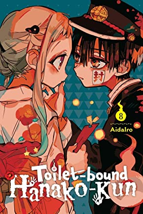 Toilet-bound Hanako-kun Vol. 8 (English Edition)