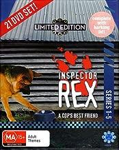 Inspector Rex Series 1-5 Kommissar Rex Rex: A Cop's Best Friend - Series One thru Five NON-USA FORMAT, PAL, Reg.4 Australia