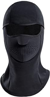 KSKG Balaclava Mask Winter Windproof Fleece Thermal Full Face Ski and Neck Warmer for Motorcycle Cycling