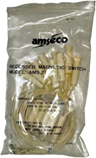 Amseco Recessed Magnetic Switch AMS-21 AMS21 Potter