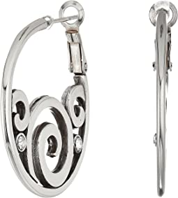 London Groove Post Hoop Earrings