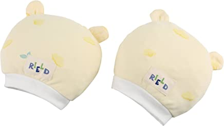 22dc8dd2ace RIELD Baby Unisex Caps-100% Combed Cotton Infant Hat for 0-12 Months