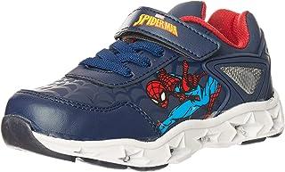 Spiderman 92.Bason.P Erkek Çocuk Sneaker, Mavi (Lacivert 74Z), 27