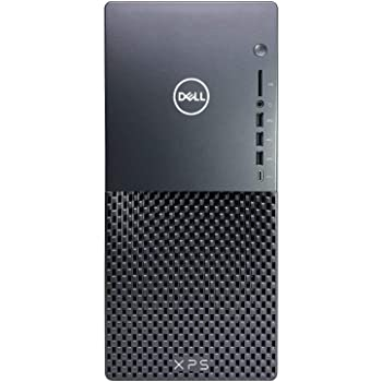 2020 Dell XPS 8940 Tower Desktop Computer, 10th Gen Intel Core i5-10400 6-Core up to 4.3GHz, 16GB DDR4 RAM, 1TB HDD, USB 3.1 Type-C, Windows 10, HDMI, BROAGE 64GB Flash Drive
