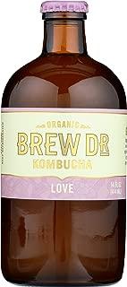 Brew Dr. Kombucha Love, 12 fl oz