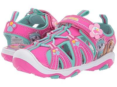 Josmo Kids Paw Patrol River Sandal (Toddler/Little Kid) (Pink) Girl