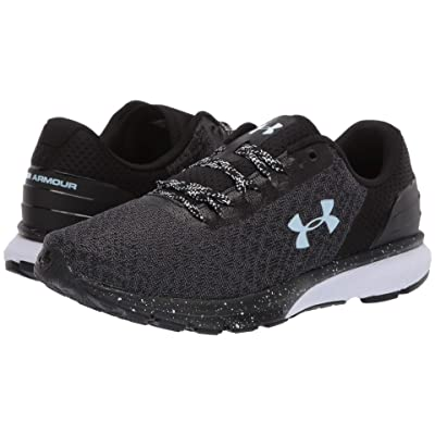 Under Armour UA Charged Escape 2 (Pitch Gray/White/Coded Blue) Women