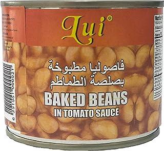 Lui Beans in Tomato Sauce EC, 220 gm