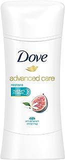 Dove Advanced Care Antiperspirant Deodorant, Restore, 2.6 oz