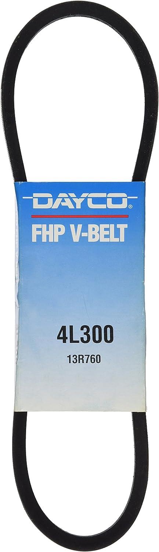 Dayco 4L300 V-Belts Max 73% OFF Wholesale