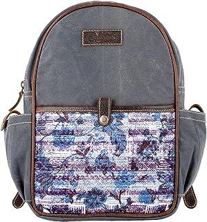 حقيبة ظهر نسائية من سيكستيس - حقائب وحقائب عصرية حديثة للنساء، جلد هايرون وجلد - أنتويرب