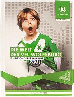 VfL Wolfsburg Wolfsburg Buch Die Welt des VfL Wolfsburg