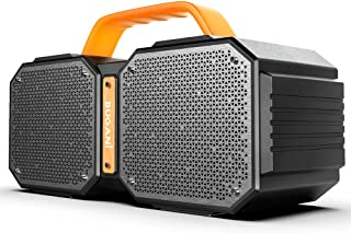 Bluetooth Speakers, Portable Bluetooth Speakers 5.0, 40W Super Power, Rich Woofer, Stereo..