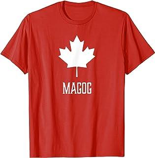 Magog, Canada - Canadian Canuck Shirt