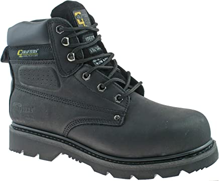 Grafters M538A Unisex Safety Boots