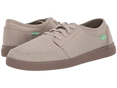 Sanuk Vagabond Lace Sneaker (Tan/Gum) Men