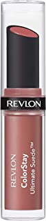 Revlon ColorStay Ultimate Suede Lipstick, Longwear Soft, Ultra-Hydrating High-Impact Lip Color, Formulated with Vitamin E,...
