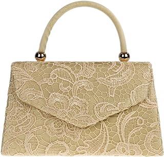 Girly Handbags Spitze Satin Handtasche Eleganter