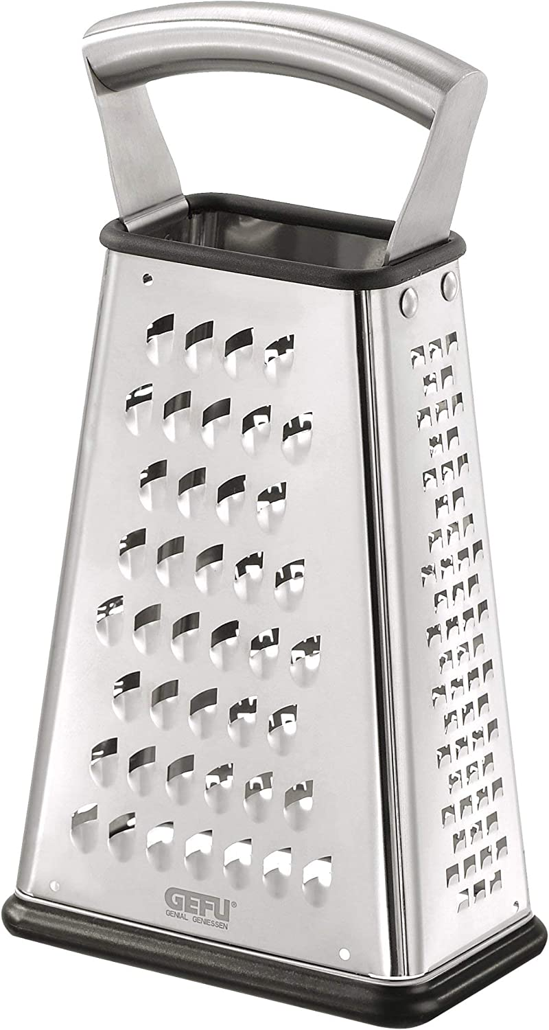 Gefu Four Way LASER CUT Grater Vitales Laser Cut, for Vegetables