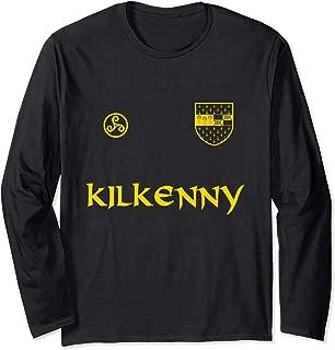KILKENNY Gaelic Football & Hurling Long Sleeve T-Shirt