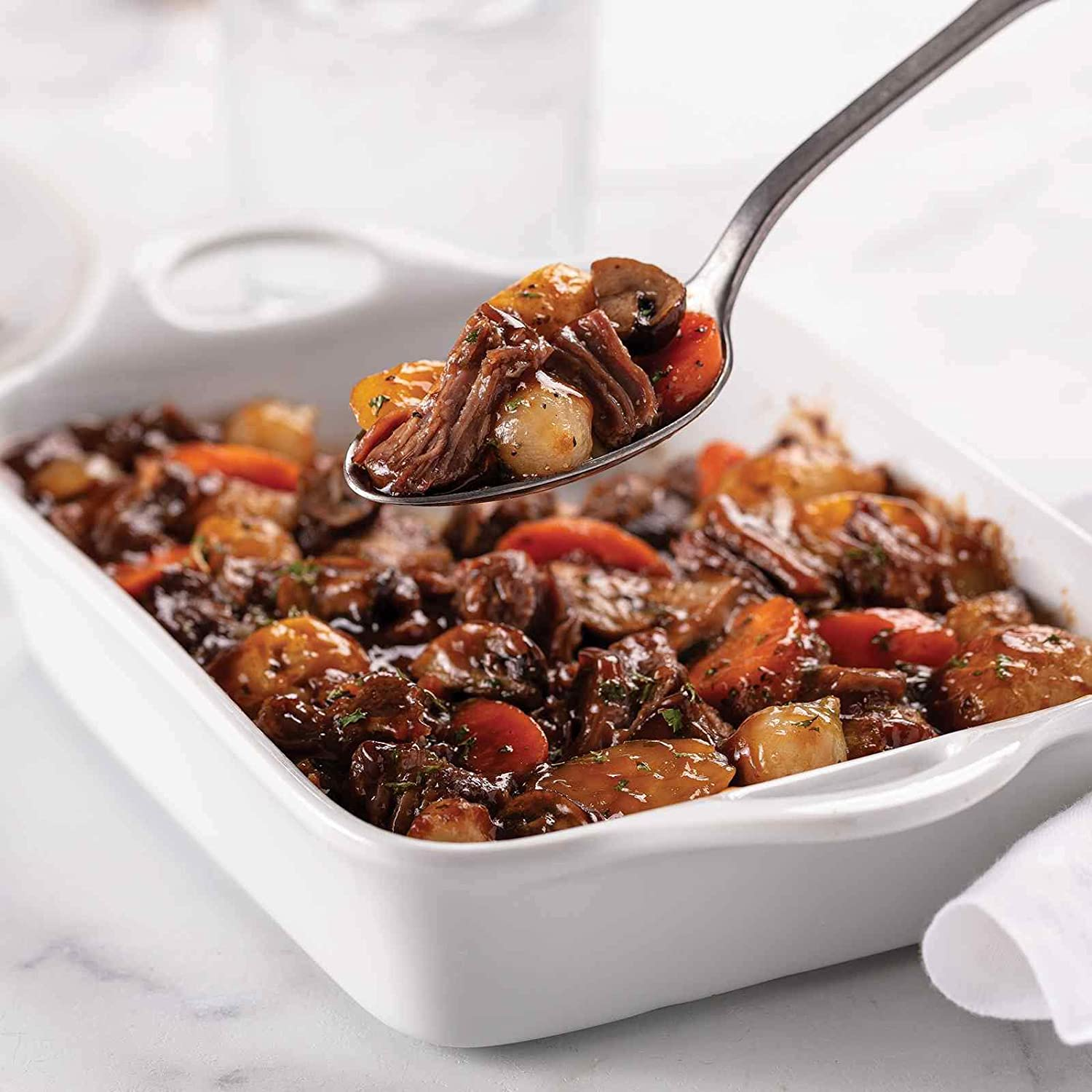 2 32 oz. Recommendation pkgs. Beef Baked Fees free!! Bourguignon