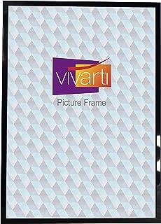 Vivarti Thin Gloss Black Picture Frame, 60 x 80 cm,