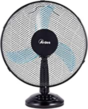 Ardes Penny AR5AM40 Tafelventilator, 3 vleugels, 40 cm, verstelbare helling, 3 snelheden