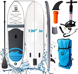P TOMKING Inflatable Stand up Paddle Board, Paddle Board, SUP, Stand up Paddle Boards for Adults, Inflatable Paddle Boards...