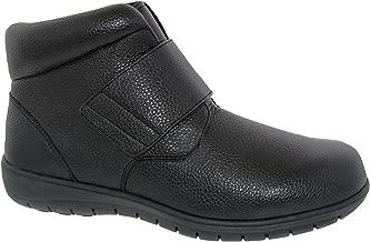 Footsaver Men Bridge 94859 Leather Boots