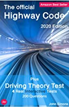 The Official Highway Code 2020 & Interactive Theory Tests: Compete with 4 Official Interactive Theory Tests