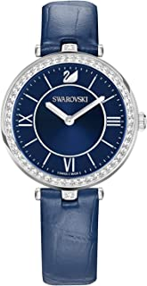 Swarovski Casual Watch for Women , Leather , 5376633