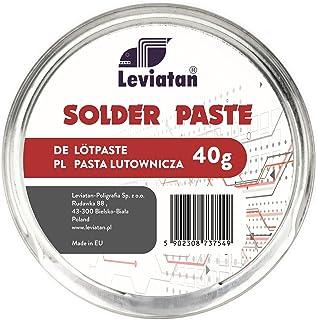 D.RECT Lödpasta Solder Paste SMD lödfett burk som flussmedel för mjuklödning för lödning av ytmonteringsbara komponenter, ...