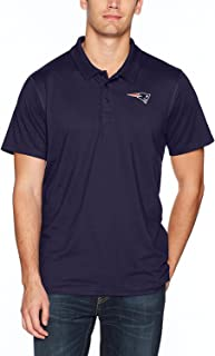 NFL Men's OTS Sueded Short Sleeve Polo Shirt