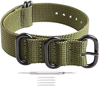 military watch bands