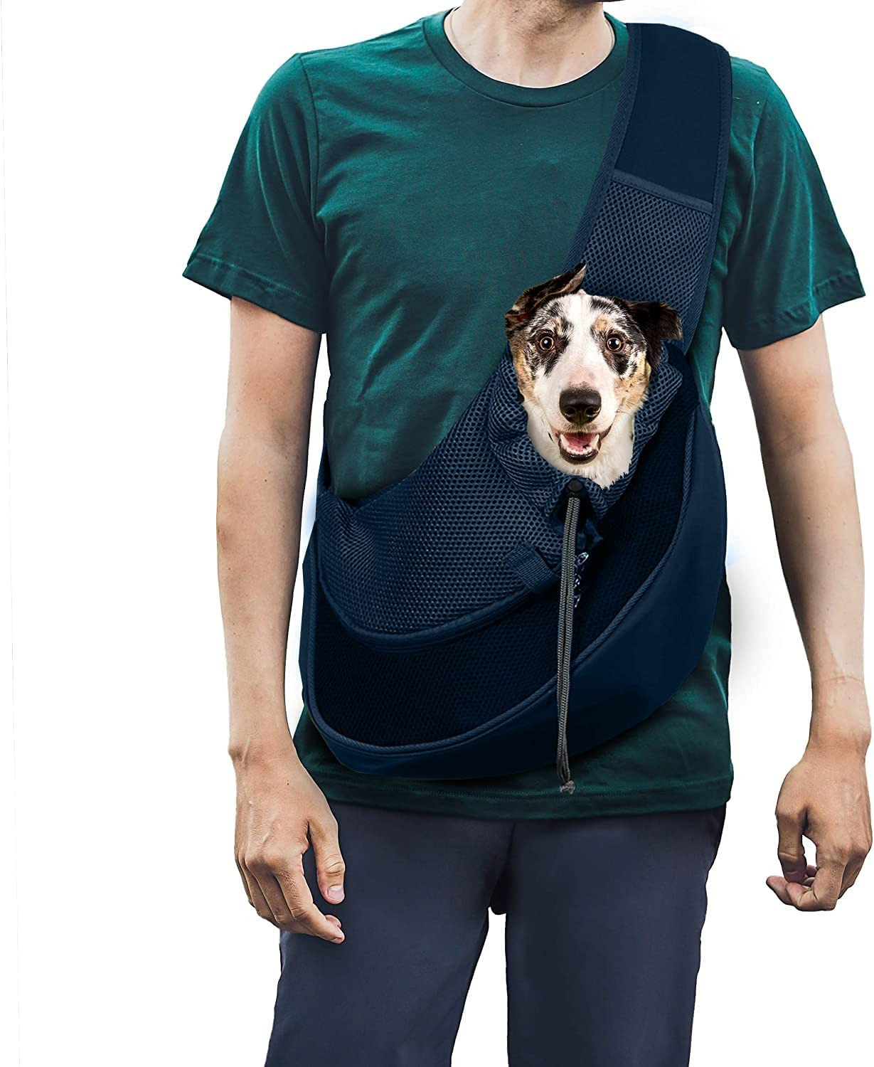 PetPawa Dog and Cat Nippon regular agency Sling 25% OFF Hands Tra Mesh Carrier Breathable Free